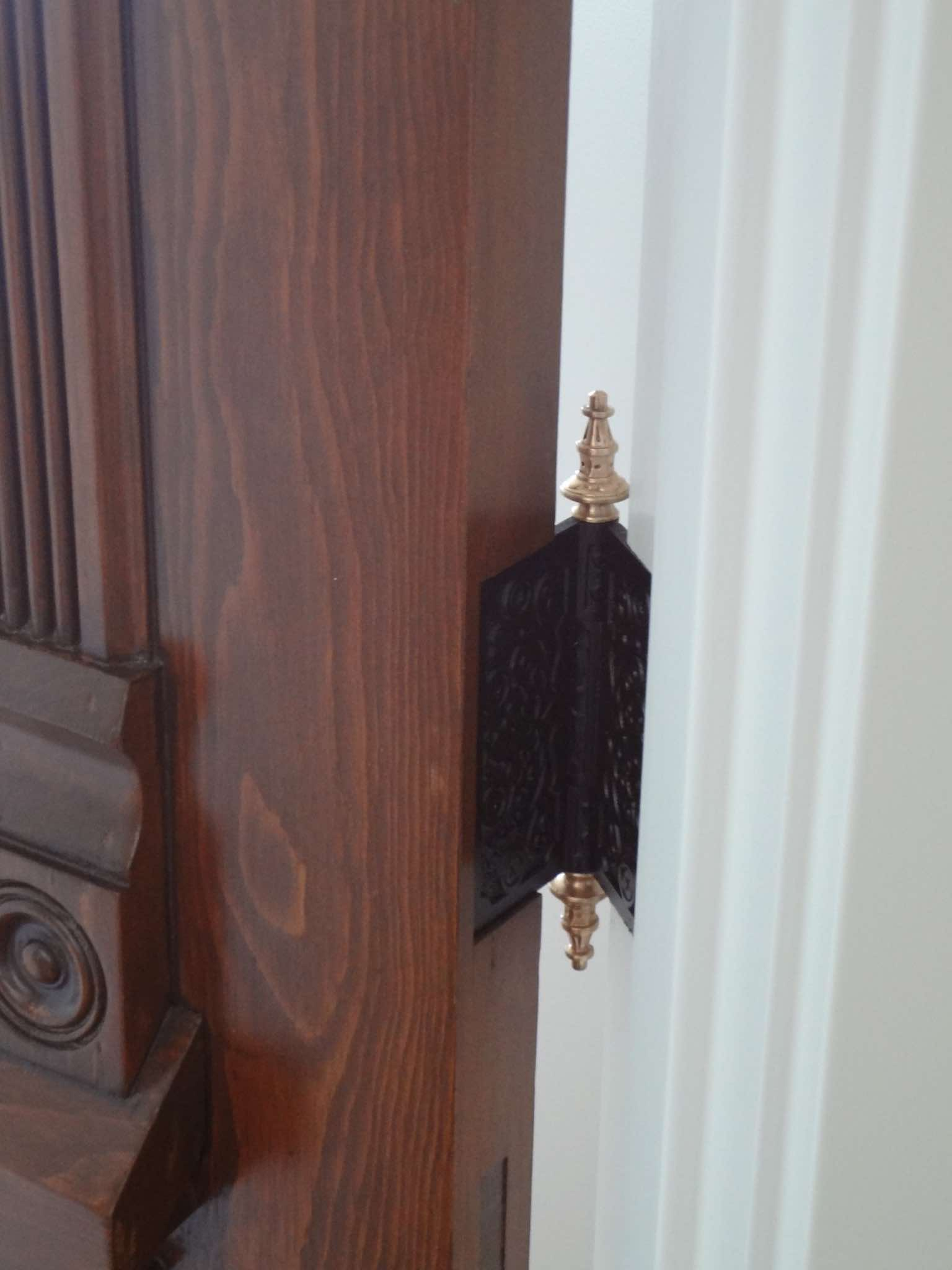Antique Door Restoration - BEFORE. « > » « » - GALLERY Restoration DETAIL ETC... PAINTING